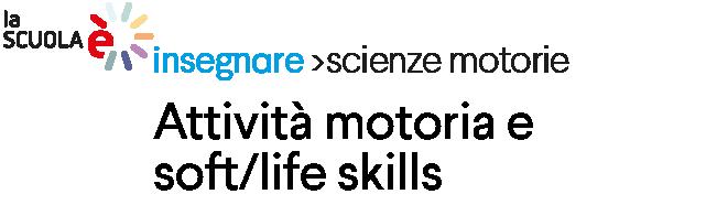 Attività motoria e soft/life skills