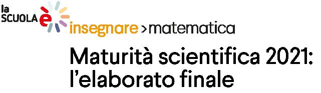 Maturità scientifica 2021: l'elaborato finale